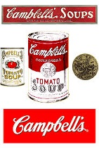Campbell's Soup, 1869