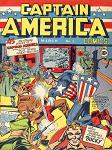 'Captain America' #1, Mar. 1941