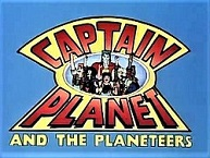 'Captain Planet and the Planeteers', 1990-6
