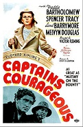 'Captains Courageous', 1937