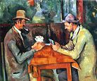 The Card Players' by Paul Cezanne (1839-1906), 1892