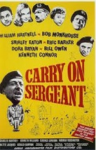 'Carry On Sergeant', 1958