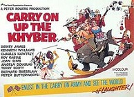 'Carry On Up the Khyber', 1968
