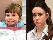 Casey Anthony (1986-) and Caylee Anthony (2005-)
