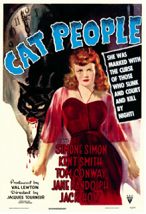 'Cat People', 1942