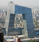 CCTV HQ, Beijing, China, 2012