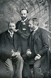 Alfred Cellier (1844-91), Henry J. Leslie, and B.C Stephenson (1839-1906)