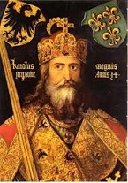 Emperor Charlemagne of France (742-814)
