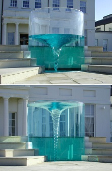 Charybdis Vortex Fountain, 2000