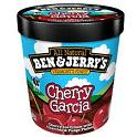 Ben & Jerry's Cherry Garcia ice cream