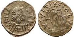Childebert II of the Franks (570-95)