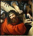 'Christ Carrying His Cross' by Lorenzo Lotto (1480-1556), 1526