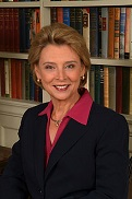 Christine Gregoire of the U.S. (1947-)