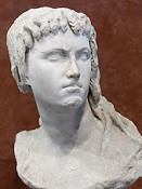 Cleopatra II of Egypt (-185 to -116)