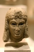 Cleopatra Selene I of Egypt (-135 to -69)