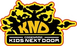 'Codename: Kids Next Door', 2002-8