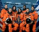 Space Shuttle Columbia Crew 2003