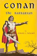 'Conan the Barbarian' by Robert Ervin Howard (1906-36)', 1932-