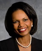 Condoleezza Rice of the U.S. (1954-)