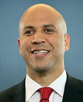Cory Booker of the U.S. (1969-)