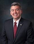 Cory Gardner of the U.S. (1974-)