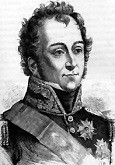 French Gen. Count de Bourmont (1773-1846)
