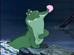 Disney Crocodile