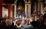 Crowning of Napoleon by Pope Pius VII, 1804