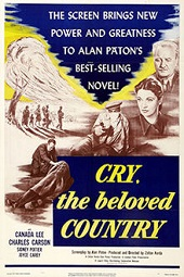 'Cry, the Beloved Country', 1952