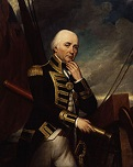 British Adm. Cuthbert Collingwood (1748-1810)