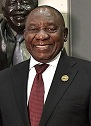 Cyril Ramaphosa of South Africa (1952-)