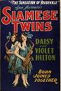 Daisy and Violet Hilton (1908-69)