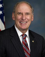 Dan Coats of the U.S. (1943-)