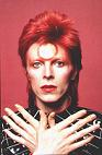 Davie Bowie (1947-) as Ziggy Stardust