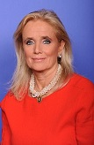 Deborah Ann 'Debbie' Dingell of the U.S. (1953-)