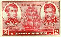 Stephen Decatur Jr. (1779-1820) and Thomas Macdonough Jr. (1783-1825)