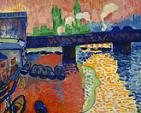 'Charing Cross Bridge' by Andre Derain (1880-1954), 1906
