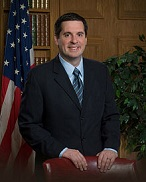 Devin Nunes of the U.S. (1973-)