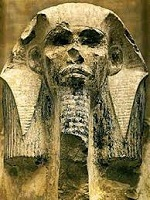 Egyptian Pharaoh Djoser, -2630
