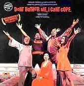 'Dont Bother Me, I Cant Cope', 1972