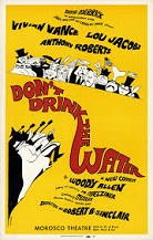 'Dont Drink the Water', 1966