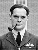 British RAF Group Capt. Douglas Bader (1910-82)