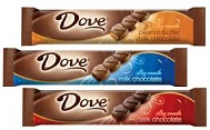 Dove Candy Bar