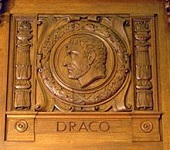 Draco the Lawgiver (-659 to -601)