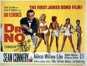 James Bond 007 in Dr. No