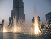Dubai Fountain, 2009