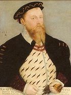 Duke Maurice of Saxony (1521-53)