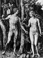 'Adam and Eve' by Albrecht Durer (1471-1528), 1504