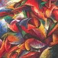 'Dynamism of the Human Body' by Umberto Boccioni (1882-1916), 1913