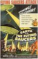 'Earth vs. the Flying Saucers', 1956